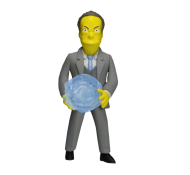 Teller - The Simpsons 25th Anniversary Series 3 - Action Figure