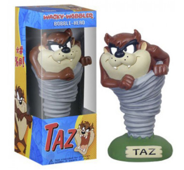 Bobble-Head - Taz - Tazmanian Devil Hanna Barbera Funko