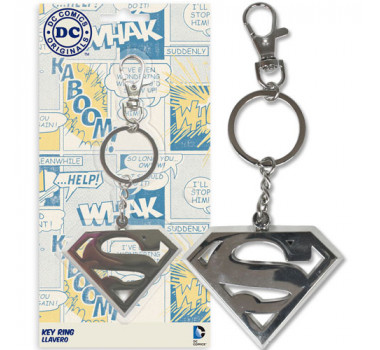 Chaveiro Superman SD Collectibles