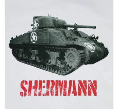 Camisa USA Shermann II War