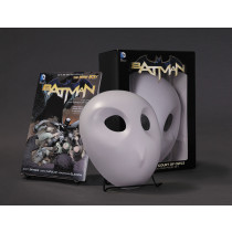 Livro - Batman: The Court of Owls Mask and Book Set