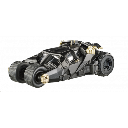 Hot Wheels - The Dark Knight Batmobile - 1:50