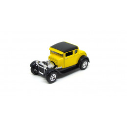 1929 Ford Model A  Escala 1/24 (Amarelo)