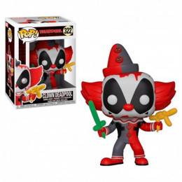 Funko Pop Deadpool Parody Deadpool Clow 322