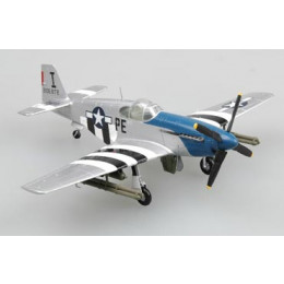 Avião USA Mustang P-51B Fighter, Patty Ann ll(42-106872) flown by 1st. Lieutenant John F.Thornell Jr. - 1/72
