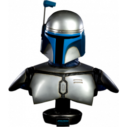 Jango Fett Star Wars Life-size Bust By Sideshow Collectibles