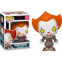 Funko Pop Movies!  IT Chapter 2 Pennywise w/Open Arms #777