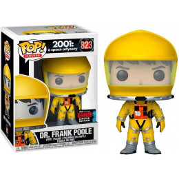 2001: A Space Odyssey - Dr. Frank Poole #823 NYCC Funko Exclusive Pop
