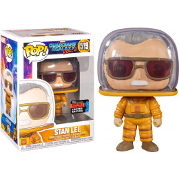 POP Marvel: Stan Lee Cameo (Astronaut) Guardian Of The Galaxy - 519 Exclusivo