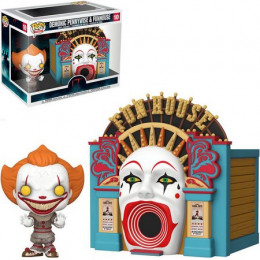 Funko Pop! Town Demonic Pennywise (with Funhouse): It Chapter 2 #10