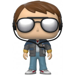 Funko POP! Movies Back to the Future-Marty w/glasses #958