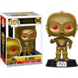 Funko POP! Star Wars: Rise of The Skywalker - C-3PO) #360