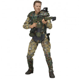 Aliens - Sergeant Craig Windrix - Series 2 - Deluxe Action Figure