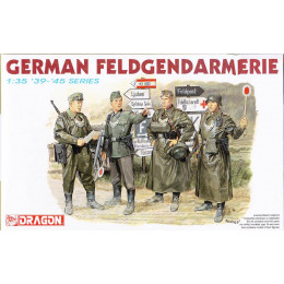 Kit Dragon German Feldgendarmerie Nr. 6061 - 1:35