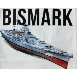 Camisa German Bismark II War