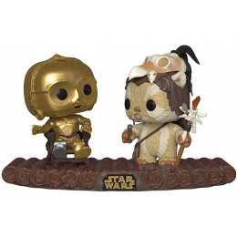 Funko Pop! Star Wars – C-3PO on Throne Encouter on Endor #294