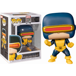 Funko Pop! Marvel Cyclops #502 (Ciclope) - 80 Years