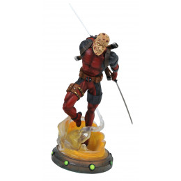 Deadpool Unmasked - Marvel Gallery Statue