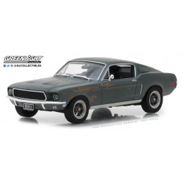 Unrestored 1968 Ford Mustang GT Fastback 1/43