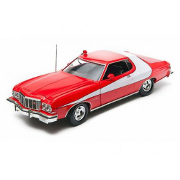 Ford Gran Torino Starsky & Hutch 1974 1/18 Greenlight
