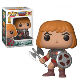Pop Funko Television Masters of the Universe Battle Armor He-Man 562