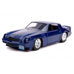 Jada Toys – Stranger Things – 1979 Chevy Camero Z28 1:32 Hollywood Ride Diecast