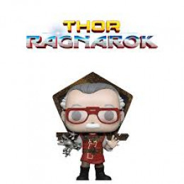 Funko Pop! Icons: Stan Lee Thor Ragnarok Outfit #655