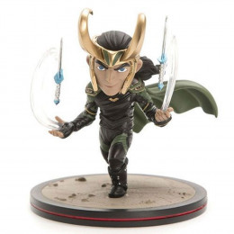 Loki - Thor Ragnarok - Q-Fig Marvel - QMx Quantum Mechanix