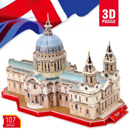 Cubic Fun - St Paul's Cathedral MC117h