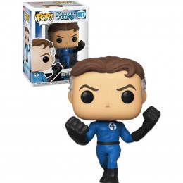 Funko Pop! Marvel Fantastic Four Mister Fantastic 557