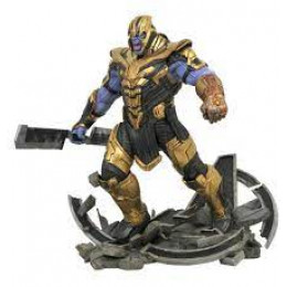 Estátua Thanos Armored - Avengers: Endgame - Marvel Gallery - Diamond Collectibles