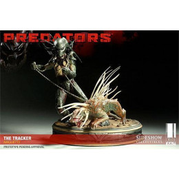 Predators The Tracker Maquete Sideshow 1/5