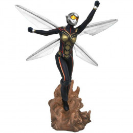 The Wasp Movie DIorama - Marvel Gallery