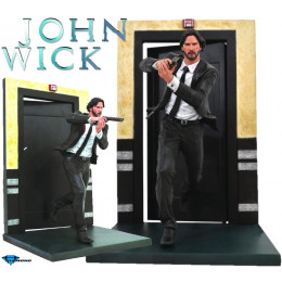John Wick Gallery Chapter 1 Statue - DC83035
