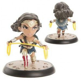 Wonder Woman Q-fig - Justice League - Quantum Mechanix